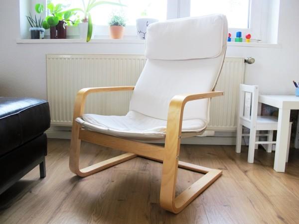 ikea wohnzimmer sessel:Ikea Sessel, Zu Verschenken, Ikea Pöang Gebraucht kaufen, Wohnzimmer